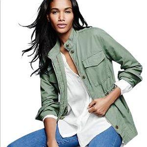 Gap Army Green Jacket
